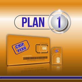 Chip Peru - Sim Card Internacional Todo Ilimitado En Usa