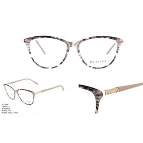 0d2264246f5ec Monturas De Gafas Mujer Baratas - Gafas Monturas Bvlgari en Mercado ...