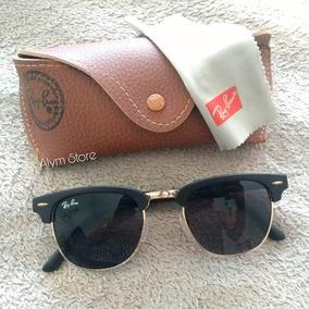 cae88cdf31841 Oculos Sol Feminino Espelhado Clubmaster - Óculos no Mercado Livre ...