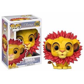 Funko Pop Simba El Rey Leon Disney The Lion King Figura #302