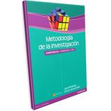 Metodología De La Investigación Competencias Aprendizaje Pdf