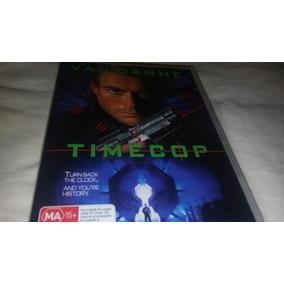 Timecop Van Damme Pelicula Nueva E Importada