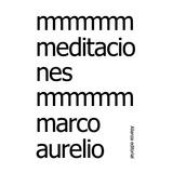 Meditaciones, Marco Aurelio, Ed. Alianza