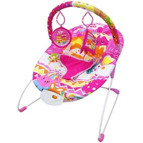 Cadeira De Descanso Musical Vibratória Docinho Dican 11 Kg