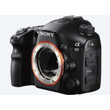 Camara Reflex Pro 35mm Sony Alfa 99 (slt-a99v) Solo Cuerpo