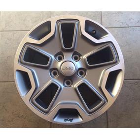Rin De Aluminio De 17 Pulgadas Original De Jeep Rubicon 2015