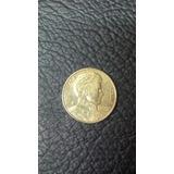 Moneda Chilena 1 Peso 1986.