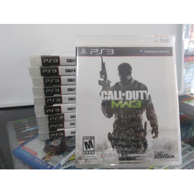 Call Of Duty Mw3 Playstation 3 Lacrado