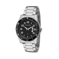 Relógio Technos Technos 2115ksl/1p 2115ksl 1p Aço Numeros