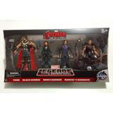 Avengers Legends Figuras 6 Pulgadas Thor Black Widow Hawkeye