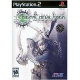 Shin Megami Tensei Saga Digital Devil - Playstation 2