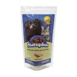 Snack Natuplus Pescado Poch X 20 Grs