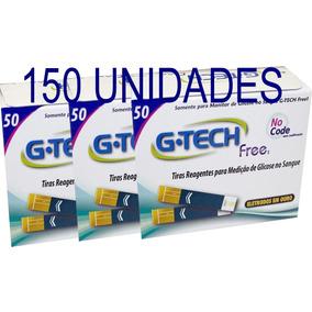 G-tech Free 150 Unids. (frete Gratis)