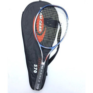 Raqueta Tenis Pro Composite Nivel Intermedio Cuerda + Funda