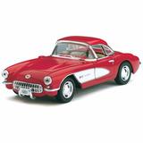 Chevrolet Corvette 1957 13 Cm 1/32 Kinsmart Ploppy 362025