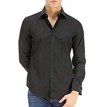 Camisa Hombre Slim-fit Semi-entallada Christian Dior New
