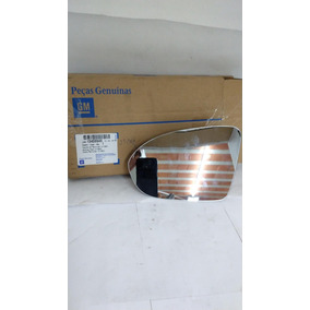 Vidro Do Retrovisor Ext .esq Cruze - Original 13459949