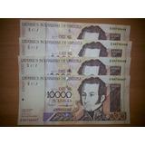 Billetes De 10.000 Bs. Mayo 2004