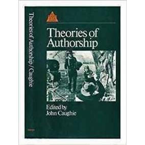 Gibi Theories Of Authorship John Cauglie
