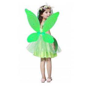 Disfraz Alas De Hada Campanita O Tinkerbell Disney Princesas