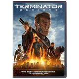 Terminator Genisys Schwarzenegger Importado Dvd Nuevo