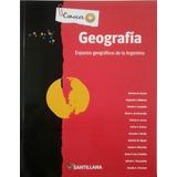 Geografía Espacios De Argentina Conocer + - Santillana *