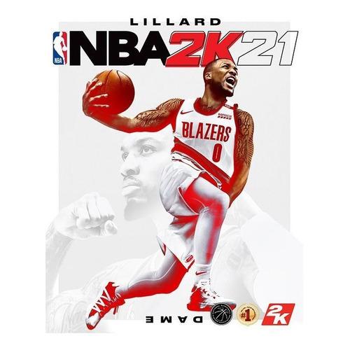 NBA 2K21 Standard Edition 2K PC Digital