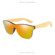 Óculos De Sol De Madeira Rexxar Original