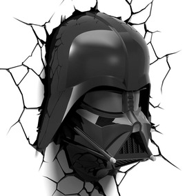 3d Deco Light - Darth Vader Limited Edition
