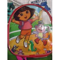 Lote 10 Mochilas Dulceros Dora La Exploradora