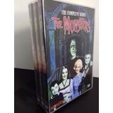 Os Monstros The Munsters - A Série Completa E Dublada