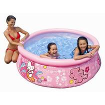 Alberca Inflable Hello Kitty Intex 1.83m X 51 Cm 886 Lts Pvc