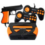 Nintendo Full Juegos+videos+graficos+cable+controles+pistola