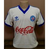 Camisa Retrô Bahia 1988 Branca - S A L D Ã O ! ! !