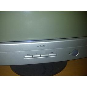 Monitor Hp 7540 17 Pulgadas Ctr Serie Cnn72624ff
