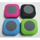 Parlante Mp3 Bluetooth Resistente Al Agua Ducha Piscina
