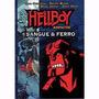 Dvd Hellboy Animated Sangue E Ferro + Espada Das Tempestades