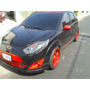 Body Kit, Baberos De Parachoque Tuning Ford Fiesta Move