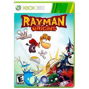 Jogo Rayman Origins Xbox 360 Fisico + Nota Fiscal