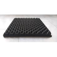 Placa Panel Acustico Conos Basic 500x500x75mm Fonoabsorbente