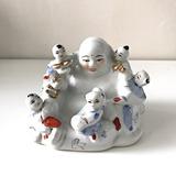 Buda Abundancia Fengshui Suerte Prosperidad Fertilidad Niños