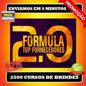 Fórmula Top Fornecedores 2.0+ 2500 Brindes