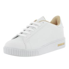 Tenis Casual Blanco Dama Mujer Calzado Dorothy Gaynor