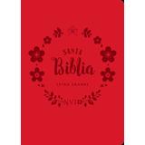 Biblia Evangelica Nvi Letra Grande, Tamaño Bolsillo -