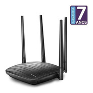 Roteador Multilaser Wifi Ac1200 4 Antenas Ipv6 Dual Re018