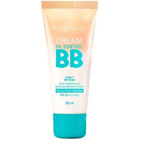 Maybelline Dream Oil Control Bb Cream 8 Em 1 30ml - Claro