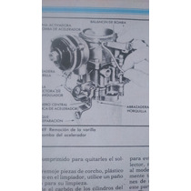 Manual De Carburadores 60´s 70´s Carter Ford Holley Rocheste