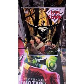 Superman Lois & Clark Edição Encadernada Dc