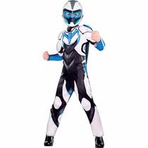 Disfraz Max Steel Original Talla 12 Años Entrega Inmediata