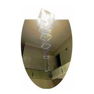 Lustre Cristal Legítimos De 2,60 Até 3,2 Metros Frete Grátis